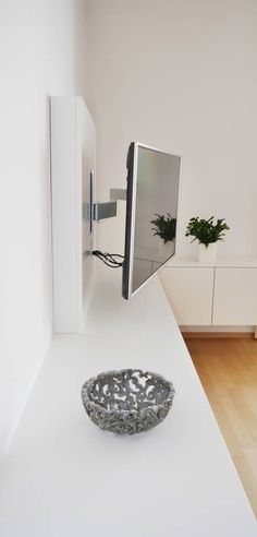 Sala multimedia de estilo translation missing: mx.style.sala-multimedia.moderno por Hammer & Margrander Interior GmbH