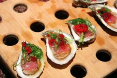 New favorite dish added by Contributing Chef Joshua Breen of Terramia Ristorante. #SouthBay #blonde #oyster and #tuna #sashimi from Summer Shack. Check out his review on chefsfeed.com. #fresh #oysters #seafood #cold #raw #wakame #salad #seaweed #soy #tobiko #japanese #appetizer #eat #hungry #food #nom #instagood #lunch #dinner #boston #chefsfeed