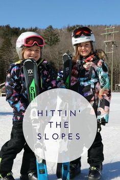 #skii #fun #vermont