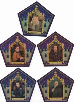 Every Harry Potter chocolate frog cards from Universal Studios (and more)! Deco Noel Harry Potter, Magie Harry Potter, Objet Harry Potter, Harry Potter Candy, Harry Potter Letter, Arte Do Harry Potter, Harry Potter Bday, Harry Potter Stickers, Harry Potter Printables