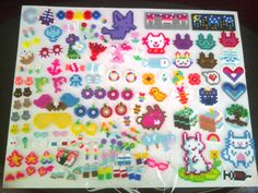 Perler Collection by cottoncritter on deviantart