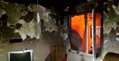 Edremit'de evden çıkamayan yaşlı kadın yangında can verdi