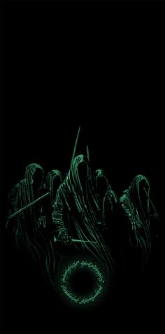 The Nazgûl - The Lord of the Rings - Marko Manev