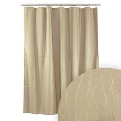 Harman Oceanus Grey Shower Curtain - the BBB store in Hadley carries this but it's not online Gray Shower Curtains, Beige, Grey, Floor Chair, Home Projects, Hadley, Furniture, Color, Bathroom