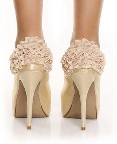 Lulu Ruffle Heels