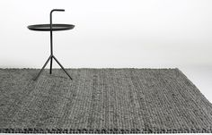 Peas rug by Hay Denmark in 'dark grey melange'. Furniture, Hay Design, Rugs On Carpet, Danish Design, Rugs, Beautiful Rug, Hay Rugs, Hay Peas Rug, Furniture Design