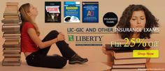 Shop Now LIC-GIC and Other Insurance Exams Guide Books Online at Best Prices.