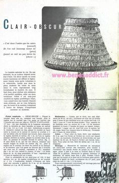 Rétro Passion 59 Patrons/Modèles GRATUITS Couture et Tricot de 1957!