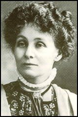 Emmeline Pankhurst, the daughter of Robert Goulden and Sophia Crane, was born in Manchester in 1858. Robert Goulden took part in the campaigns against slavery and the Corn Laws. Emmeline's mother was a passionate feminist and started taking her daughter to women's suffrage meetings in the early 1870s.