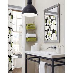 Colby Rectangular Wall Mirror by Crate and Barrel