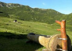 The Sommafiume Shelter: to the Valle Albano springs – July 10th. #LakeComo area, #Italy