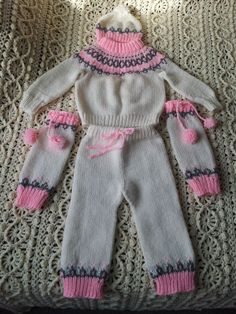 girls' winter outfit