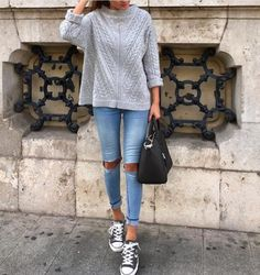 via weheartit @Yseult Delcroix - Image de fashion, style, and outfit http://amzn.to/2rgp9eG