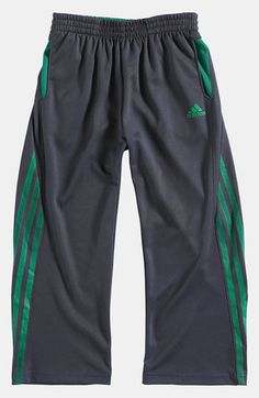adidas 'Cross Trainer' Pants (Little Boys) available at Nordstrom