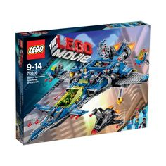 70816 Lego Movie Ruimteschip | Intertoys