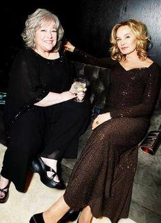 Jessica Lange & Kathy Bates Ahs Actors, Actors & Actresses, Julia Roberts, Meryl Streep, Ahs Cast, Ryan Murphy, Star Pictures, Celebs, Celebrities