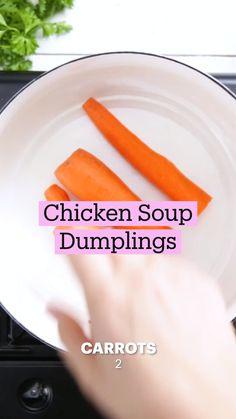 Fun Baking Recipes, Soup Recipes, Chicken Recipes, Cooking Recipes, Chicken Soup, Asian Recipes, Healthy Recipes, Diy Food, Food Hacks