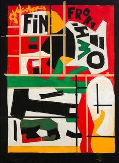 Stuart Davis: A Little Matisse, a Lot of Jazz, All American - The New York Times