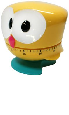 Owl kitchen timer! MUST HAVE.