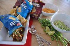 For a gluten free snack on-the-go, try our Walking Tacos Recipe! Gluten-free, allergy-friendly, full of deliciousness. #eatfreely