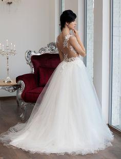 Rochie Elegance 5001   Ghidul Nuntii