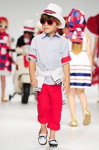 moda infantil 2011
