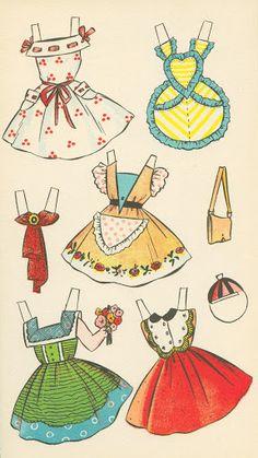mi cocina – cloe Serrato – Picasa Nettalbum * 1500 paper dolls The International Paper Doll Society ArtrA artist Arielle Gabriel *