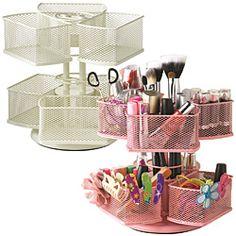 Revolving Makeup Carousels