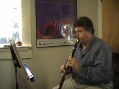Prokofiev Peter and the Wolf clarinet solo - YouTube