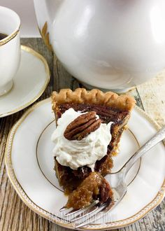 Do you love pie? Southern Pecan Pie? I do, and this is, hands down, the best Southern pecan pie recipe that I have found, and I've tried many different recipes. None quite match the gooey texture and sweetness of this recipe. Can't wait for another slice!