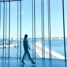 Luís Buchinho with a view  #portugalfashion#portugalfashionss17 #architecture #fashionweek #style #ss17 #fashion