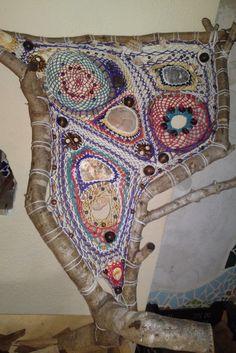 shamanic 'Dragon's Wing'