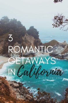 Looking for a new romantic getaway in California? From yurts to salt caves, here are our favorite romantic vacations for couples.