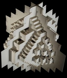 Ingrid Siliakus, Arquitectura en papel