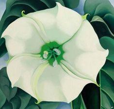 Georgia O'Keeffe (1887-1986) - The Drawing Studio