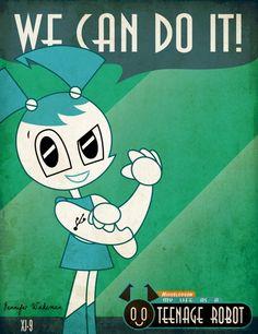 XJ-9 Can Do It by LeoTrazos