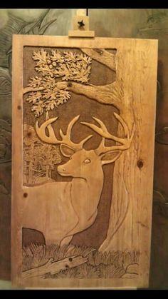 More advanced deer