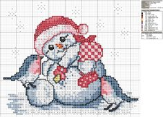 cross stitch baby pattern,