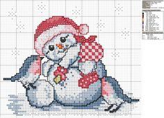 cross stitch baby pattern,