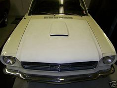 1965 1966 Mustang or Shelby Clone Style Fiberglass hood 1965 Mustang, Motor Parts, Car Ins, Vintage Accessories, Vintage Cars, Truck, Exterior, Ebay, Style