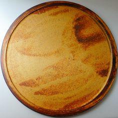 Kei Condo - ピザプレート皿 pizza plate dish  http://folk.theshop.jp/items/850692