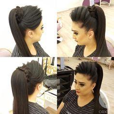 Sac duzumu Stilist Metanet . Прическа от Метанат tel;012 598 99 88, 051 431 95 93 @stilist_metanet_orxideyabeauty #makiyaj #gelin #gelinsaci #hudabeauty #hair