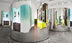 NIKE GET-FIT POP-UP   ARCHITECT: RAFAEL DE CARDENAS/ARCHITECTURE AT LARGE   IMAGE:RDC/AAL