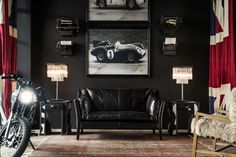Furniture Inspiration - Beat Living Viscount William | Timothy Oulton