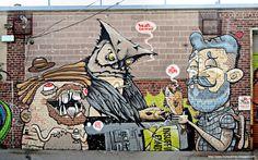 Resultado de imagen para street art graffiti en nueva york