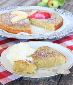 Äppelkladdkaka – Lindas Bakskola Cake Recipes, Dessert Recipes, Baking Business, Swedish Recipes, Pie Dessert, Something Sweet, I Foods, Baked Goods, Smoothie