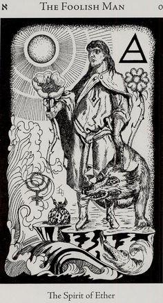 0. The Foolish Man: Hermetic Tarot