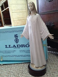 Lladro jesus