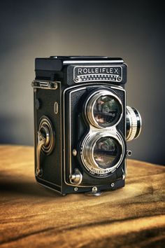 Rolleiflex- on the lookout for one!