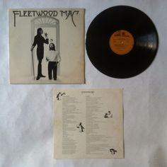 Fleetwood Mac - Self Titled_Vinyl Record LP_MS 2225 Classic Rock Albums, Fleetwood Mac, Vinyl Records, Lp, Music, Musica, Musik, Muziek, Music Activities
